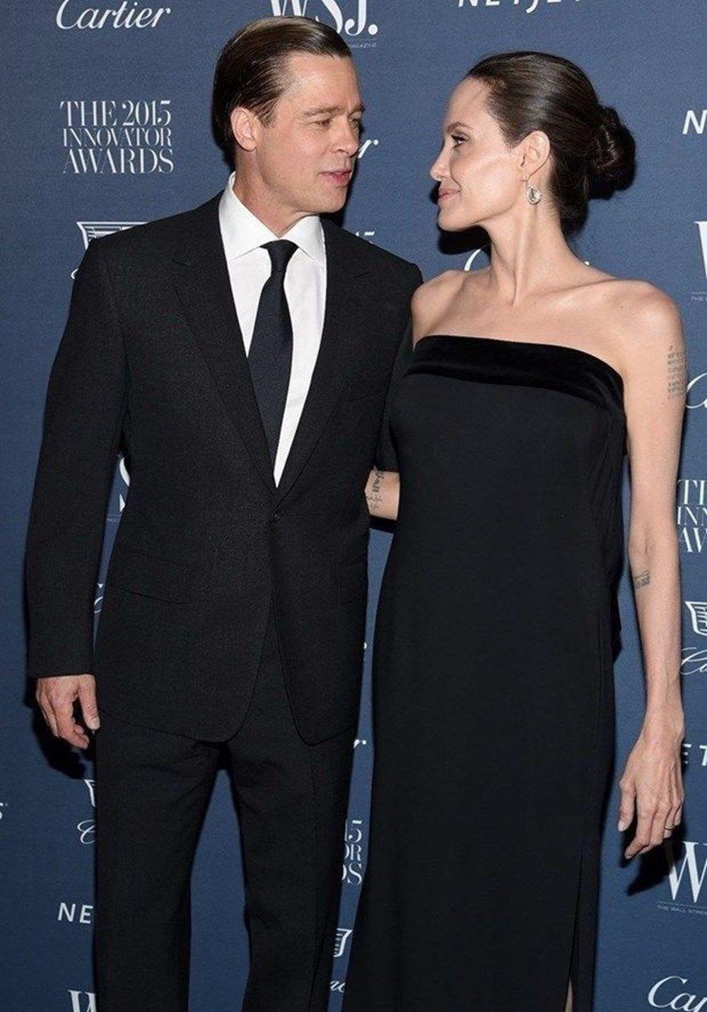 Angelina Jolie, Brad Pitt ile ortak velayet kararını temyize taşıdı - 4