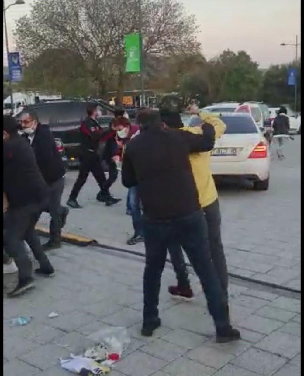 Oyuncu Mustafa Üstündağ Bodrum'da ralli yarışları sonrası heyetle kavga etti - 4