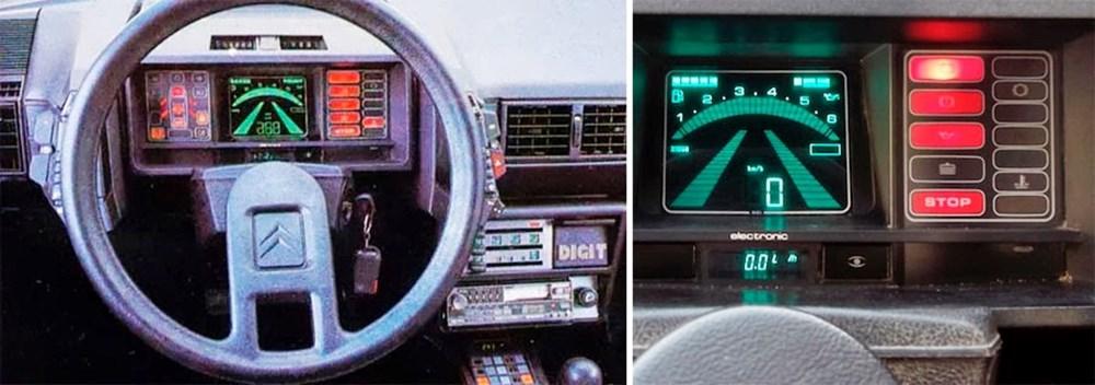 80'li yıllara damgasını vuran otomobil konsolları - 9