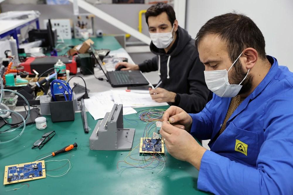 Türkiye'nin yeni İHA fabrikası üretime başladı - 4