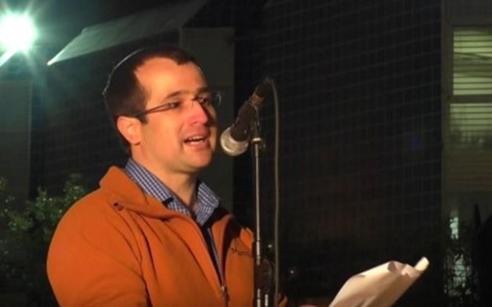 İsrail'e dava açan aktivist-avukat Eitay Mack