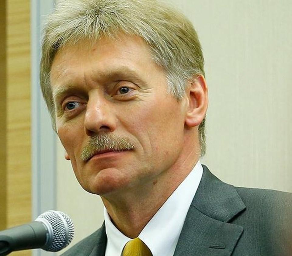 Kremlin Sözcüsü Dimitriy Peskov