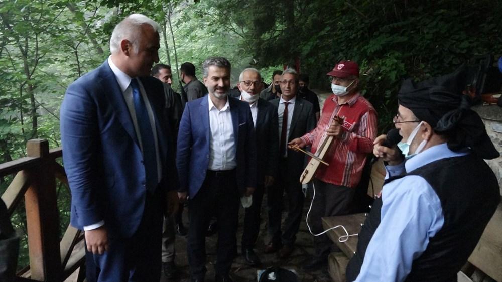 Sümela Manastırı 5 yıl sonra ziyarete açıldı - 16