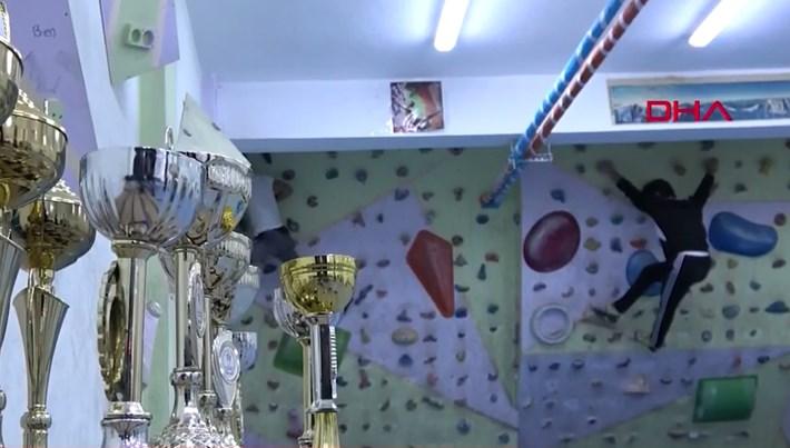 Diyarbakır'da matematik öğretmeni Milli Takım'a 4 sporcu yetiştirdi
