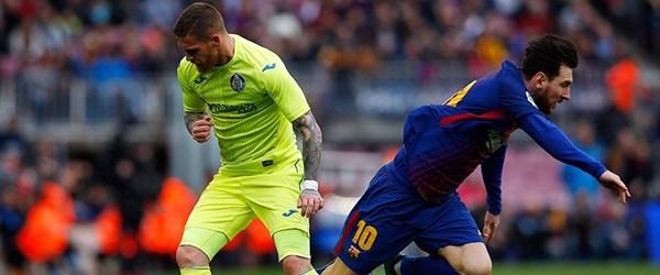 Barcelona yine takıldı!