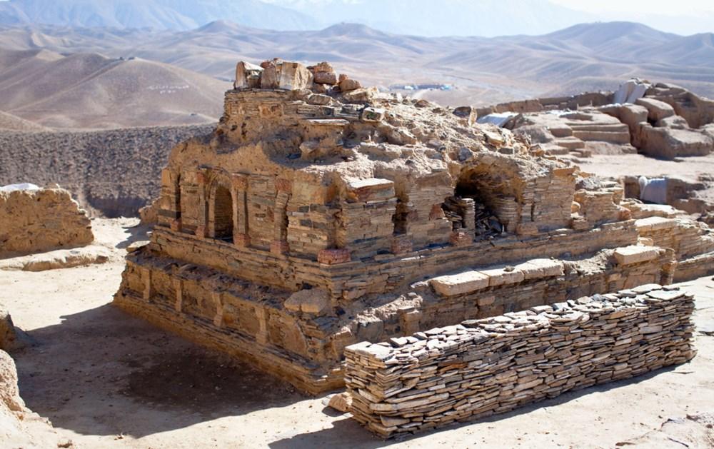 Taliban dünyanın en büyük altın koleksiyonunun peşine düştü - 5