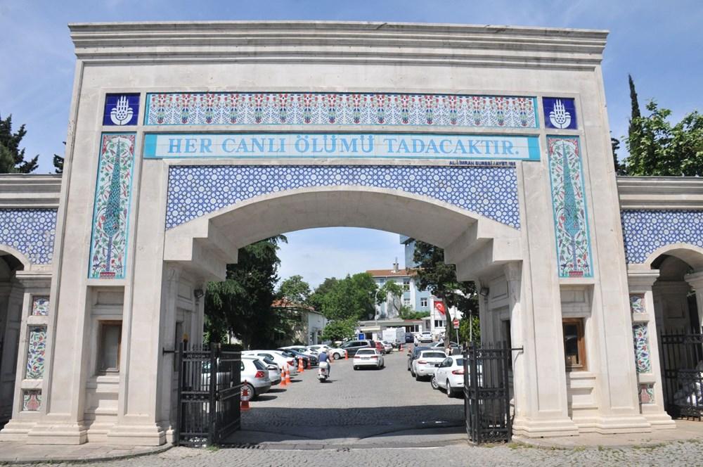 İstanbul'da mezar karaborsası; 2 milyon liraya mezar yeri satıyor - 1
