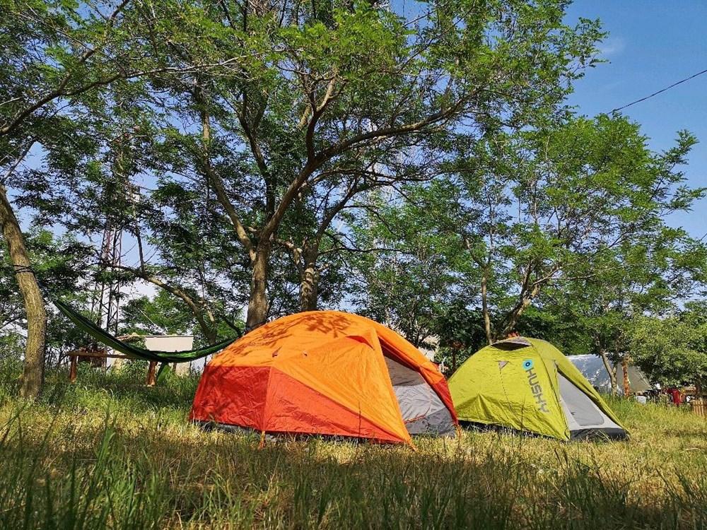İstanbul çevresindeki en iyi kamp alanları - 24