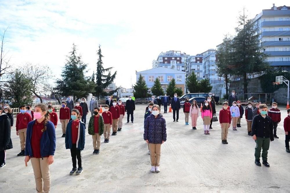 Türkiye'nin kontrollü normalleşme dönemi: Yüz yüze eğitim başladı - 19