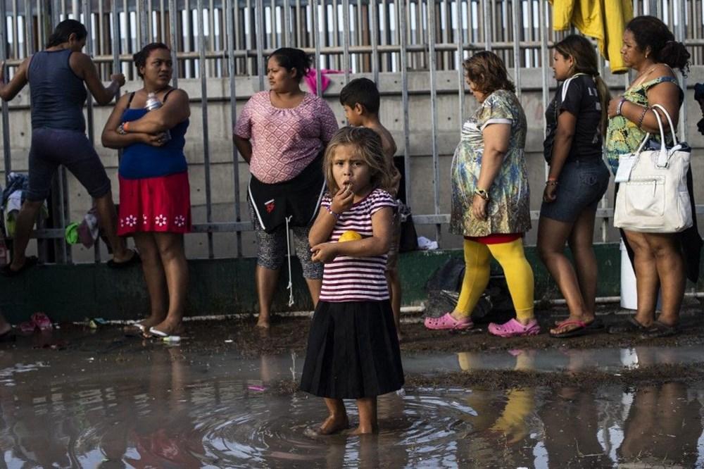 ABD'nin sığınmacı kamplarındaki çocuklar yaşadıklarını anlattı: Pişmemiş et yiyoruz ve cinsel istismara maruz kalıyoruz - 4