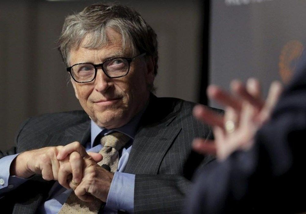 Bill Gates reveals 2 global disaster forecast - 5
