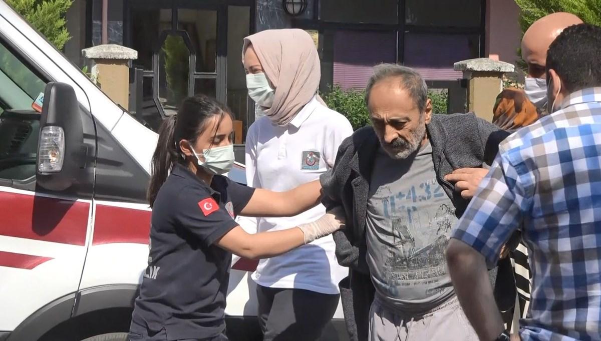 Tiyatrocu Ahmet Yaşar Özveri evinde yarı baygın halde bulundu