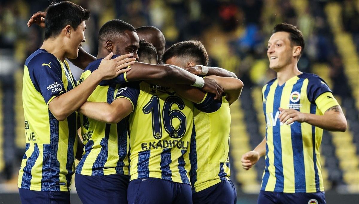 SON DAKİKA: Haftanın kazananı Fenerbahçe