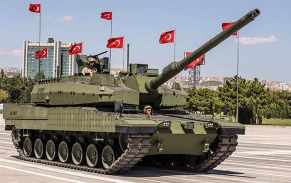 Dijital birliğin robot askeri Barkan göreve hazırlanıyor (Türkiye'nin yeni nesil yerli silahları) - 66