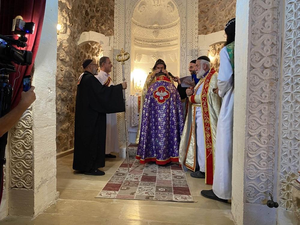 Midyat'ta Süryani cemaatinden 30 yıl sonra papaz töreni - 8