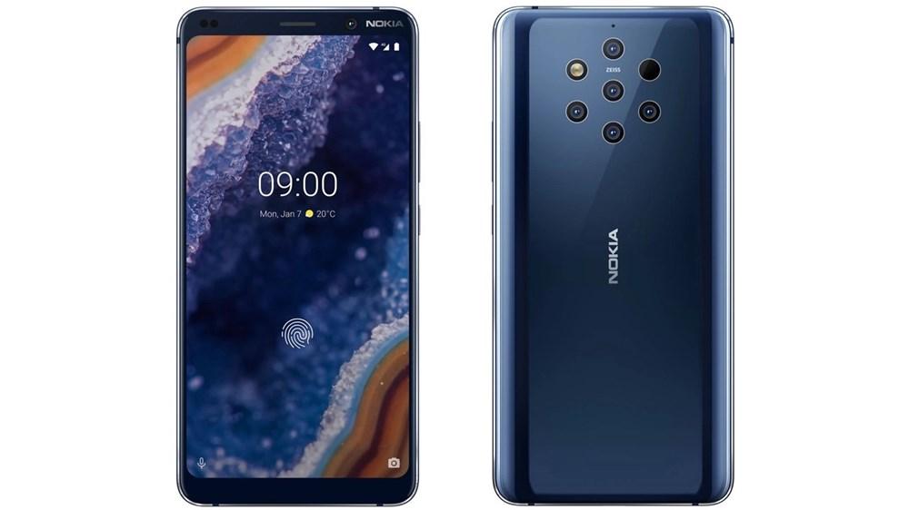 Nokia 108 MP'lik telefon ile geri dönüyor - 3