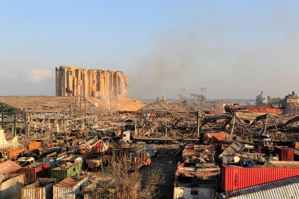Beyrut'ta patlama: 100 kişi öldü, iki hafta OHAL ilan edildi - 24