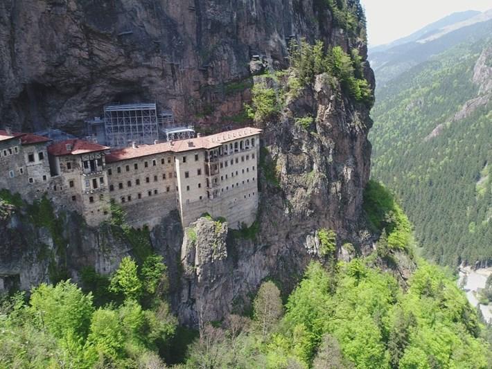 Sümela Manastırı, Ayasofya Camii ve Kızlar Manastırı açılıyor