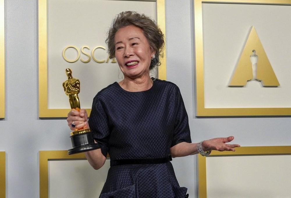 2021 Oscar Ödülleri sahiplerini buldu (93. Oscar Ödülleri'ni kazananlar) - 18