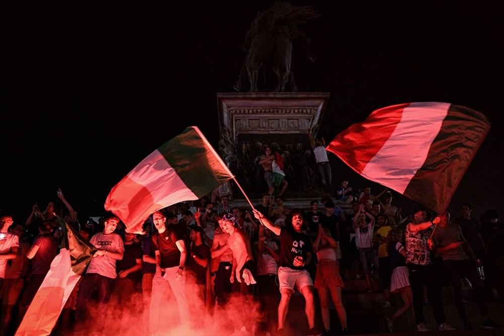 İtalya'da şampiyonluk coşkusu - 18