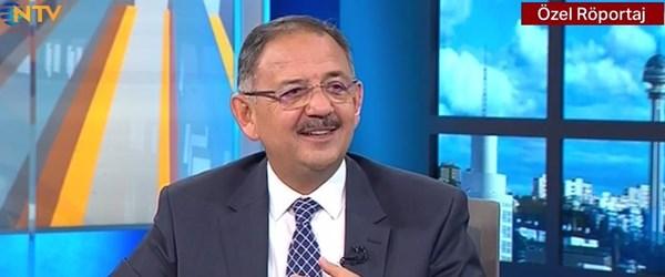 Bakan Özhaseki: Gelibolu tarihi yarımada kısmını da af kapsamı dışına aldık