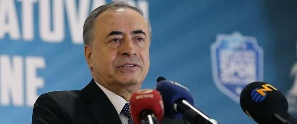 Galatasaray Başkanı Mustafa Cengiz: Hak ederek şampiyon olmak istiyoruz