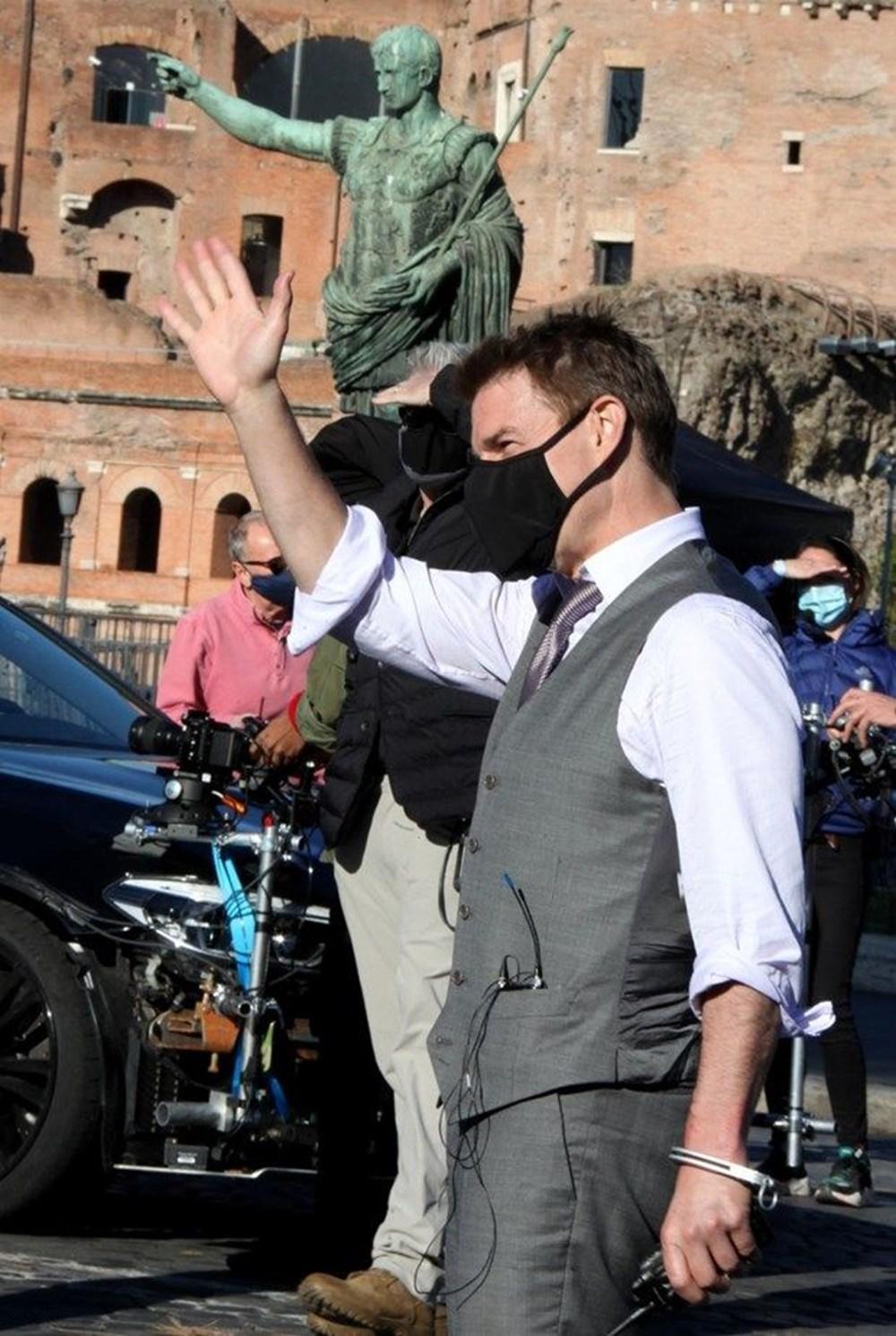Tom Cruise'un ses kaydının ardından Görevimiz Tehlike'den 5 kişi kovuldu - 7