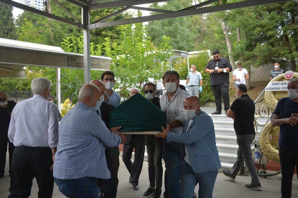 Seyfi Dursunoğlu son yolculuğuna uğurlandı - 6