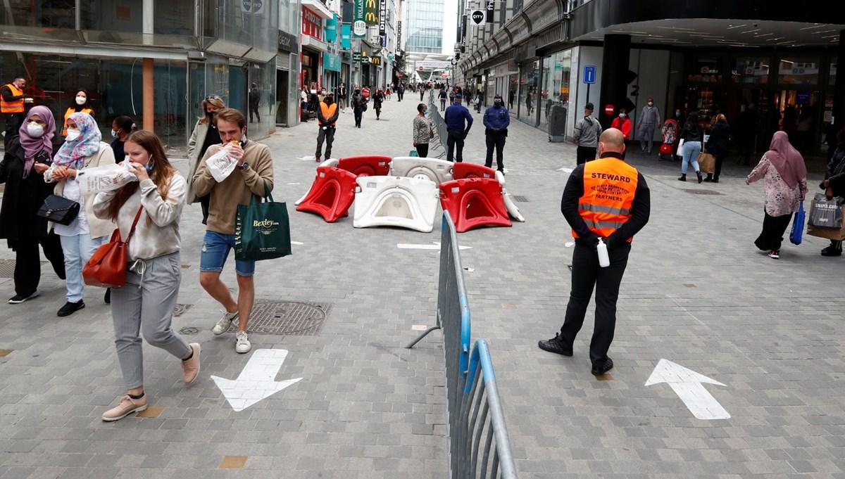 Belçika'dan kısmi sürü bağışıklığı kararı