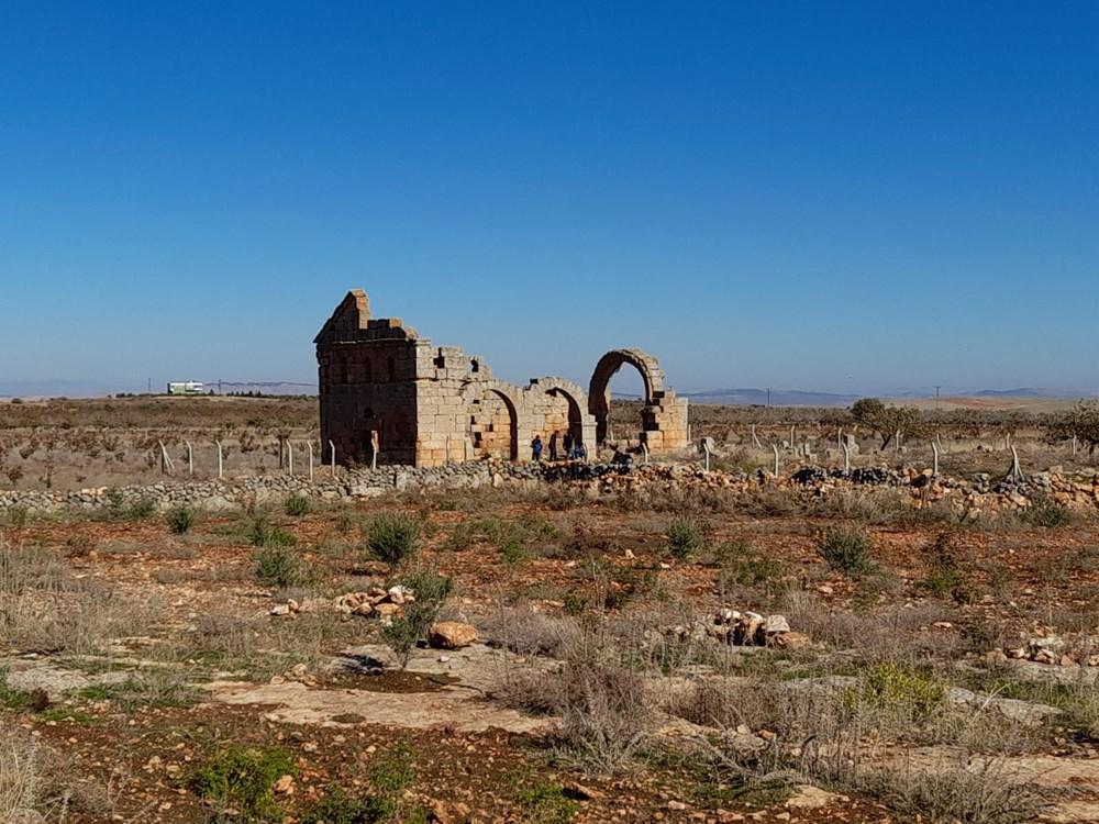 1500 yıllık Nuhrut Kilisesi restore edilmeyi bekliyor - 3