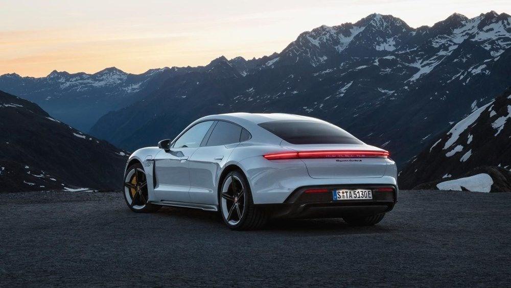 Porsche Taycan, Guinness Rekorlar Kitabı'na girdi - 9