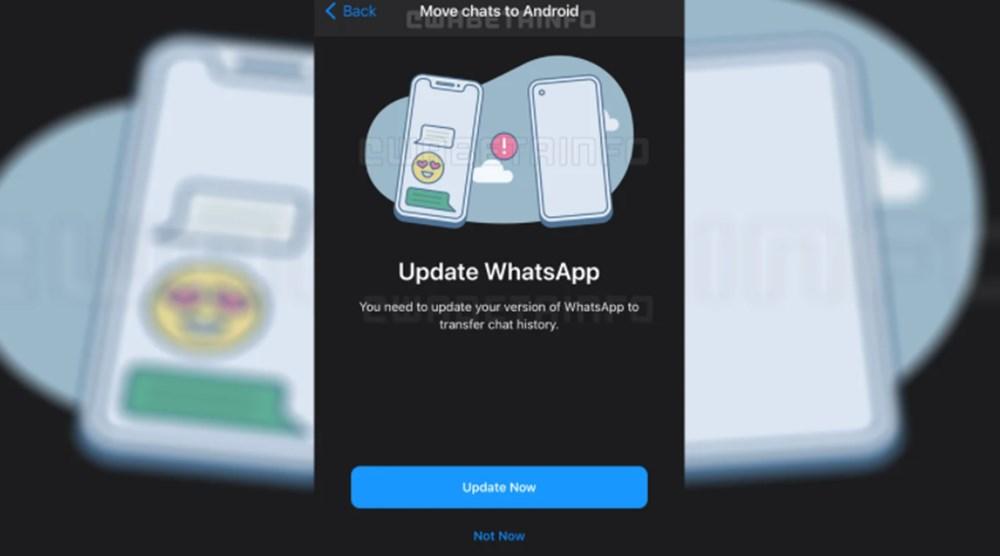 WhatsApp'tan yeni özellik: 5 kereyle sınırlandırıldı - 7