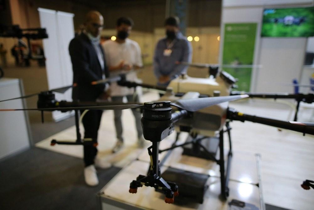 Tarımda drone teknolojisi yaygınlaşıyor - 6