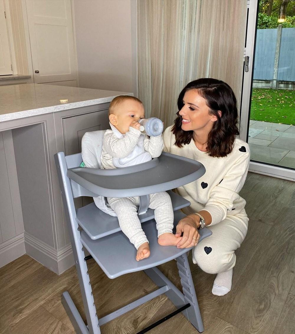 Lucy Mecklenburgh: Bebeğim bir parça elmayla boğuluyordu - 7