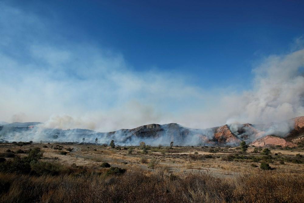 California yeniden yanıyor - 3