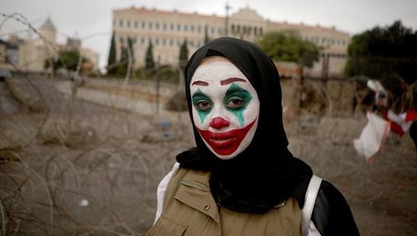 Joker protestoların da aranan yüzü