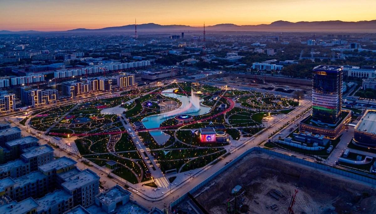 Özbekistan, Covid-19 mücadelesinde bölge ülkelere örnek oldu