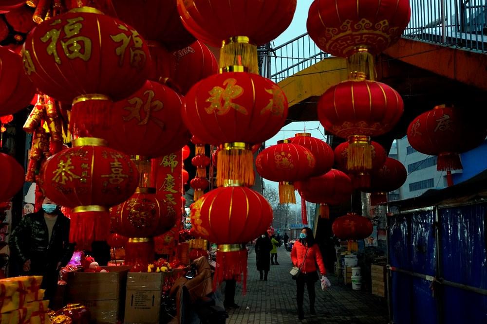 Wuhan'da salgından eser yok: Sıkı karantinanın yıldönümü - 14