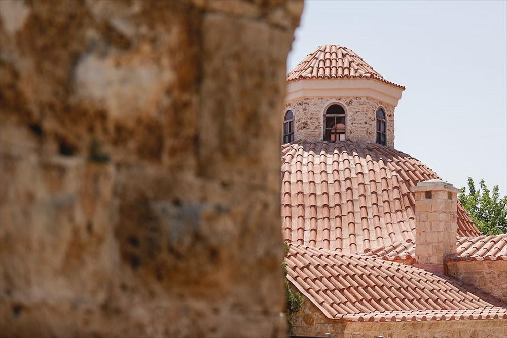 Antalya'nın geçmişe açılan kapısı 'Kaleiçi' - 14