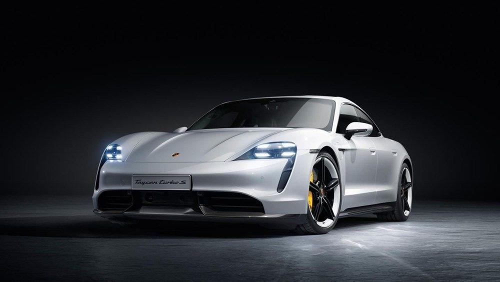 Porsche Taycan, Guinness Rekorlar Kitabı'na girdi - 7