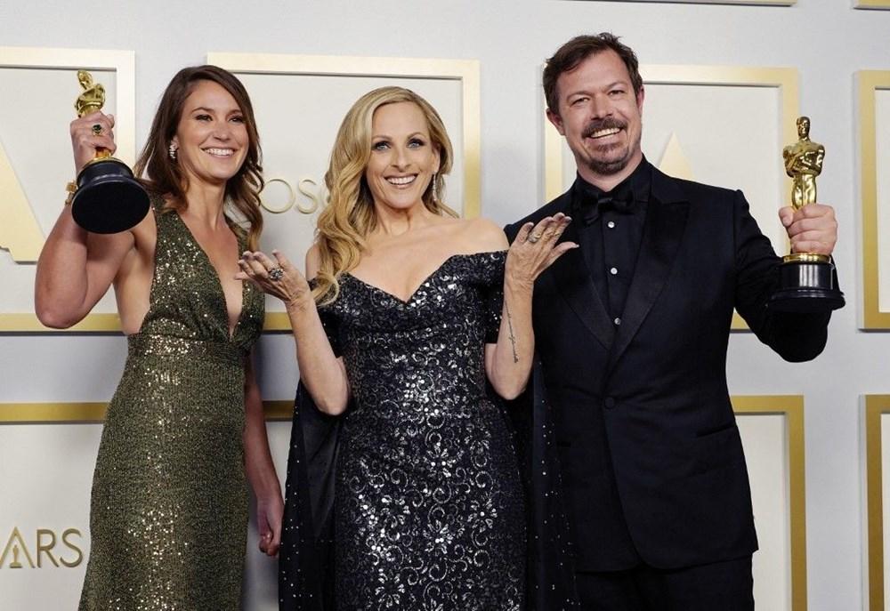 2021 Oscar Ödülleri sahiplerini buldu (93. Oscar Ödülleri'ni kazananlar) - 14