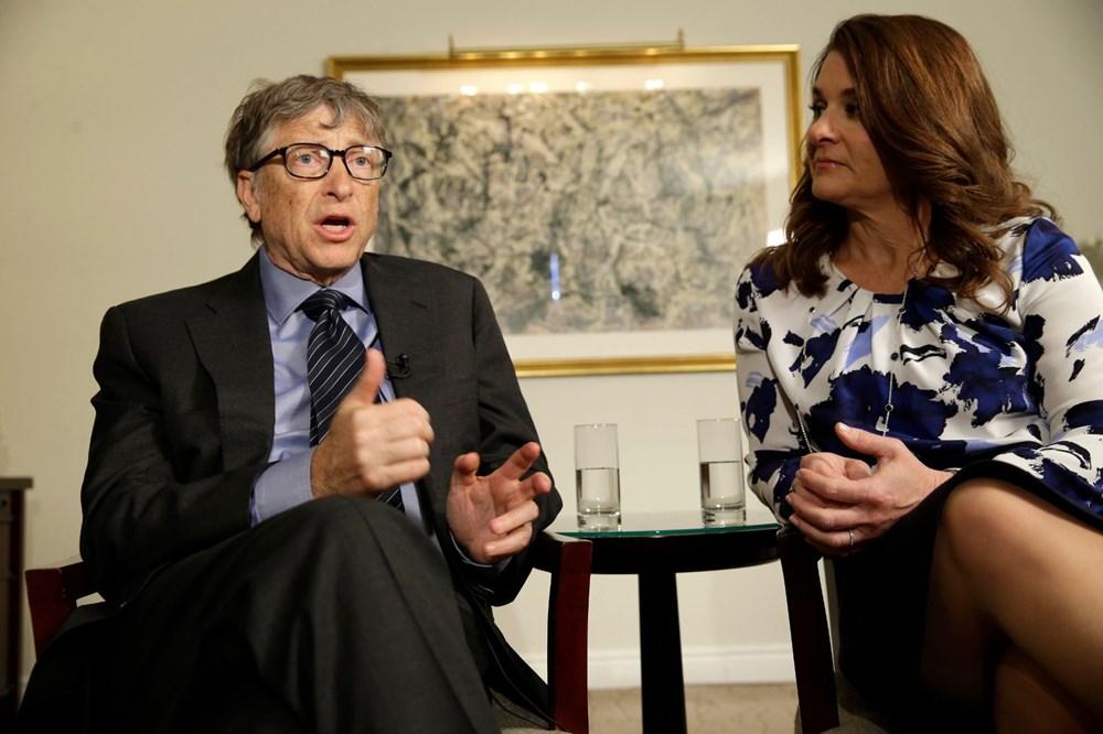 Bill Gates'in boşandığı eşine verdiği para 3 milyar doları geçti - 2