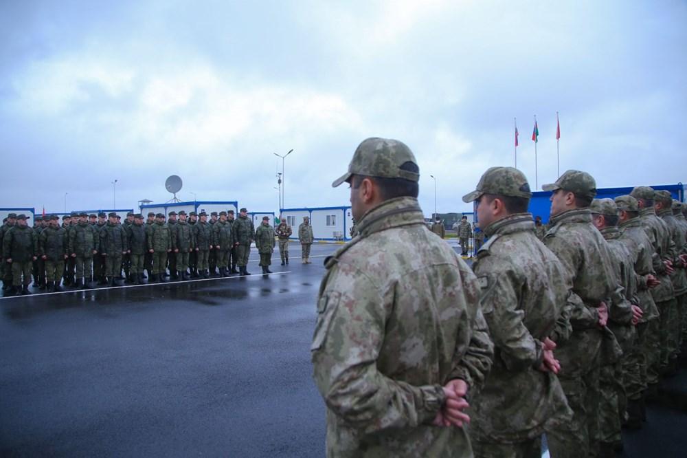 Dağlık Karabağ'da Türk-Rus Ortak Gözlem Merkezi faaliyete başladı - 29