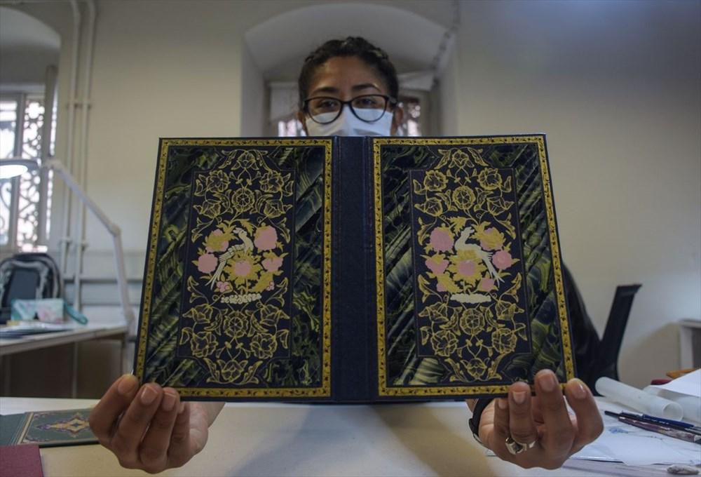 Meksikalı sanatçı Sofia Chavez'in Dolmabahçe Sarayı'na uzanan sanat yolculuğu - 8