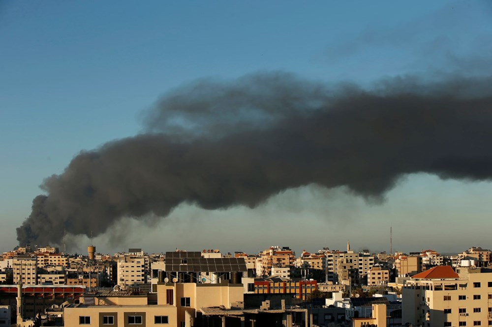 Israel's air strikes continue: loss of life increased to 147 - 6