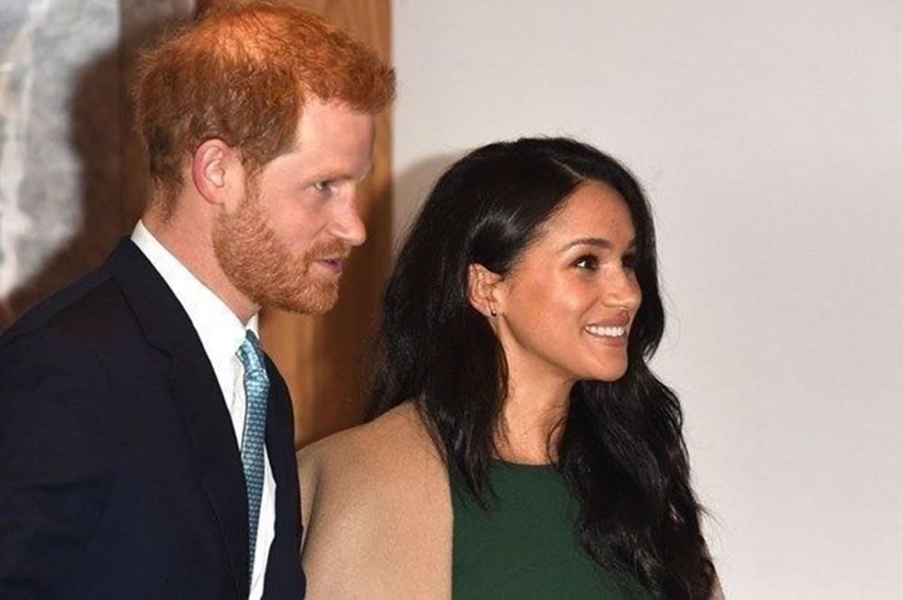 Meghan Markle ve Prens Harry'nin gizli görüşmesi ortaya çıktı - 2
