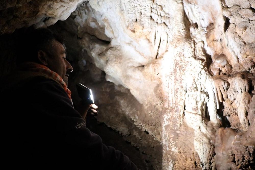 Defineciler hazine ararken 'gizli Pamukkale'yi buldu - 4