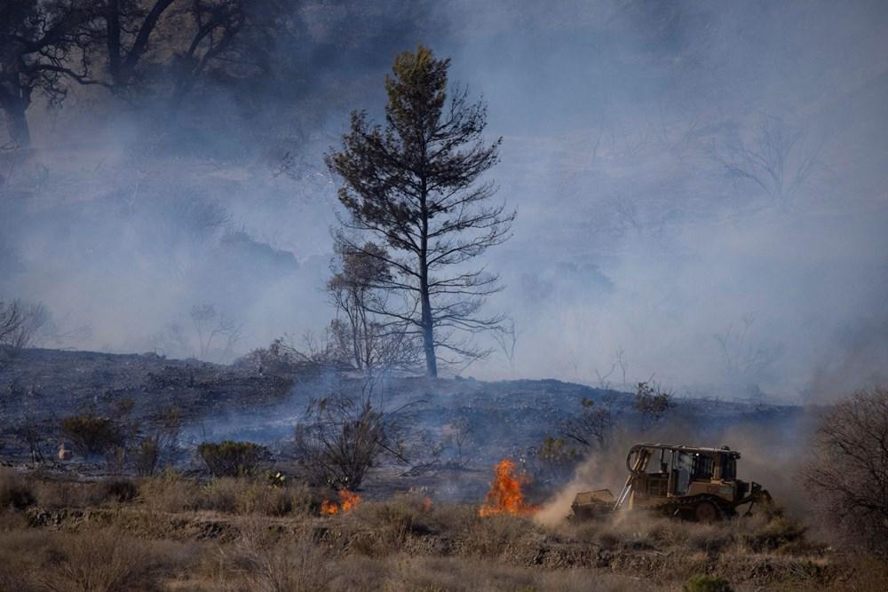 California yeniden yanıyor - 5