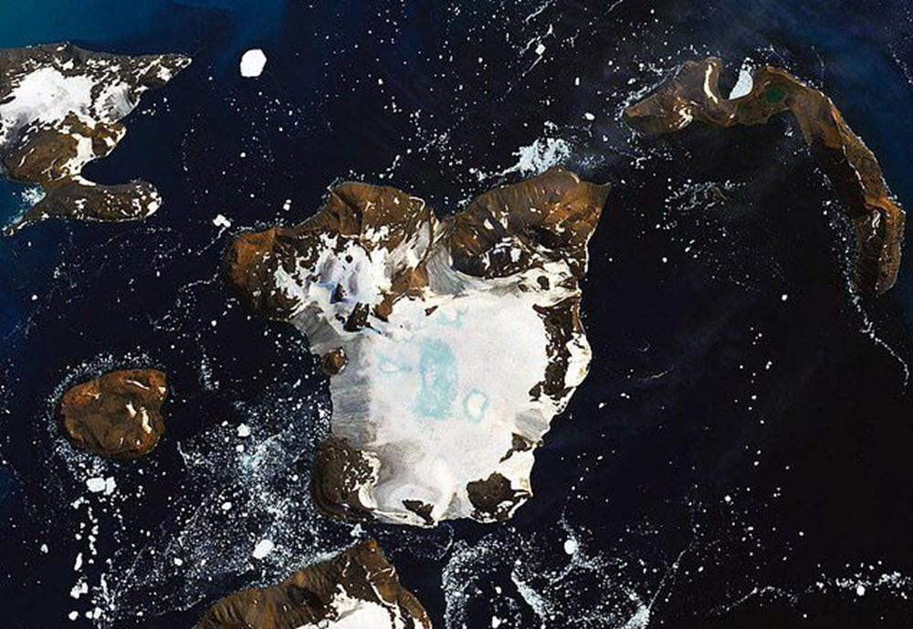 NASA Ankara'dan fotoğraf paylaştı (Astronotların gözünden gezegenimiz) - 50