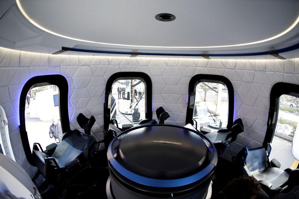 Blue Origin uzaya gitmek için verilen en yüksek teklifi açıkladı - 4